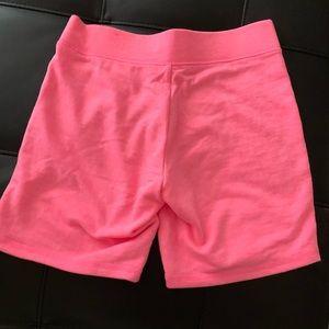 Justice girls shorts NWOT